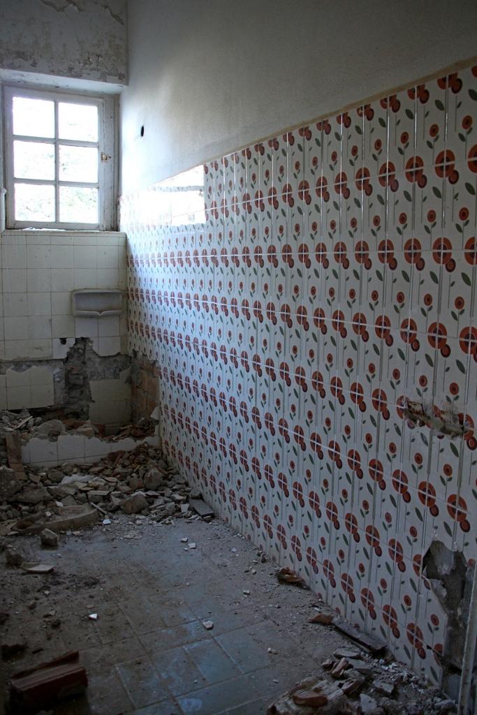 Badezimmer des Lost Place