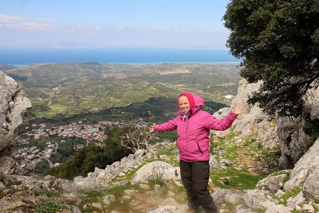 Blick über das Tal von Rhodos