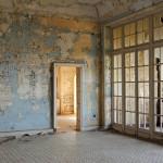 Die verlassene Villa - ein Lost Place