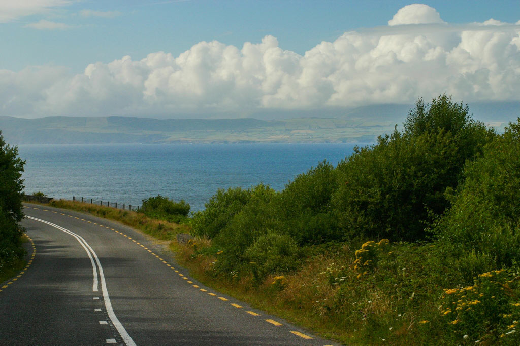 Der Ring of Kerry auf dem Roadtrip in Irland