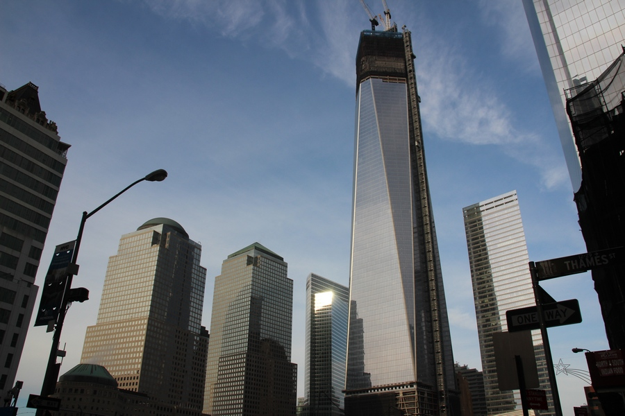 One World Trade Center New York