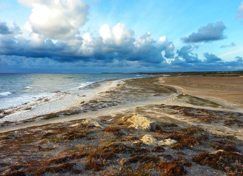Meer und Küste auf Sardinien