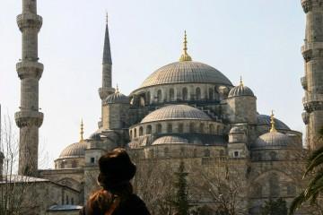 Die Süleymaniyemoschee in Istanbul