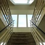 Treppenhaus des Müggelturms