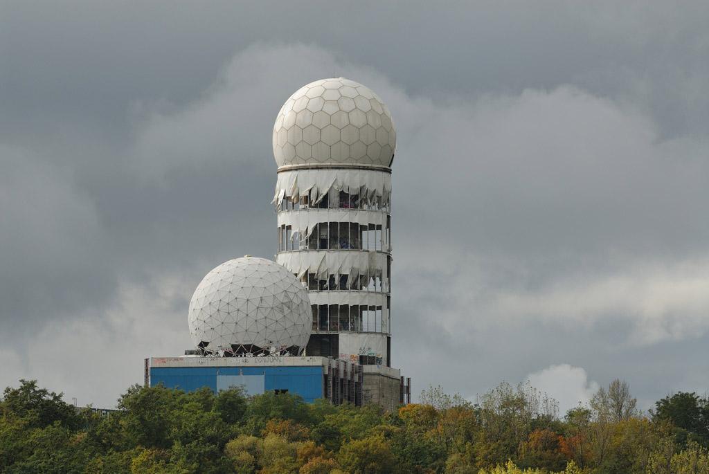 Abhörstation Teufelsberg in Berlin