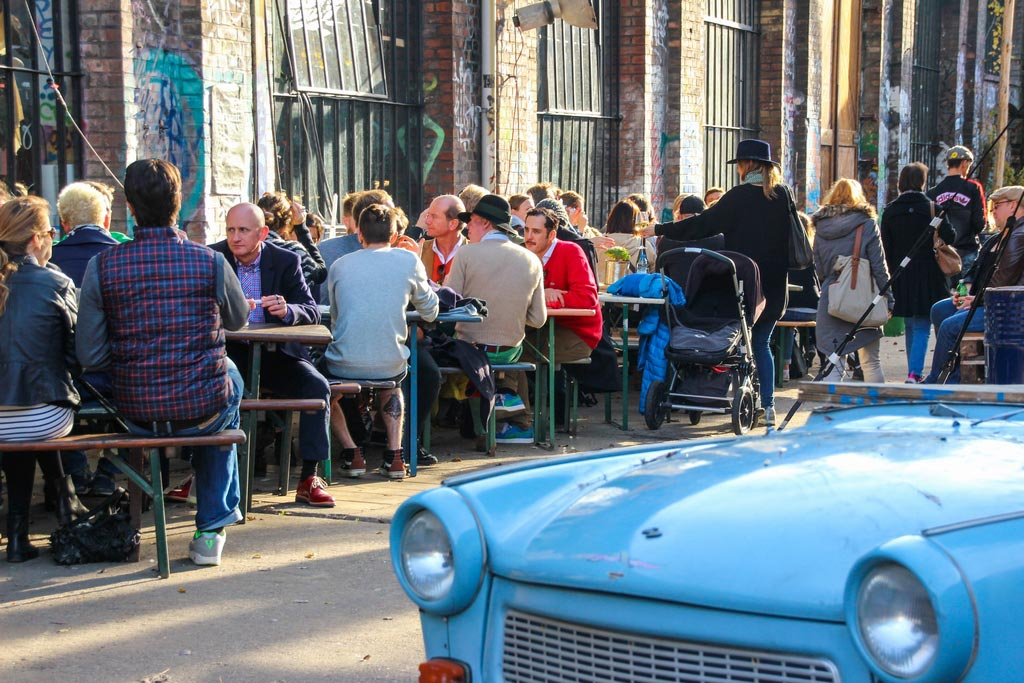 Streetfood Himmel In Der Neuen Heimat Berlin Last Paradise