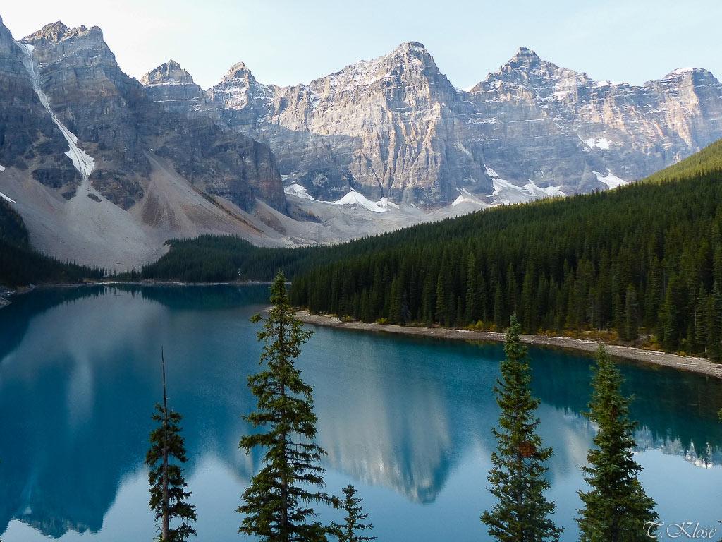 18 schönste Seen in Westkanada