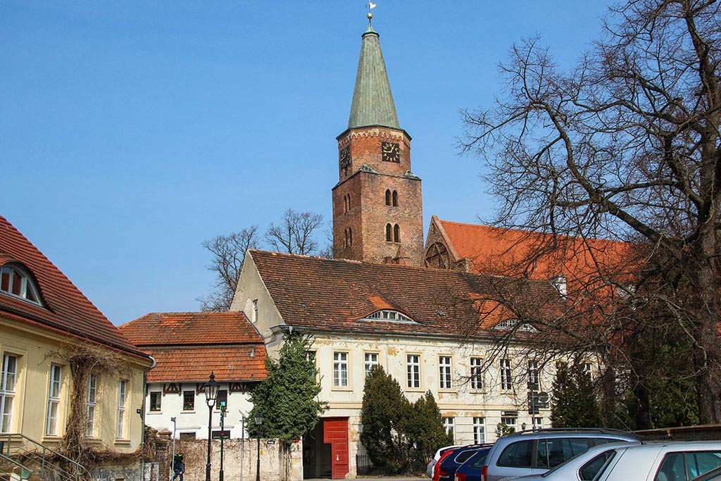 Der Dom St. Peter und Paul in Brandenburg an der Havel