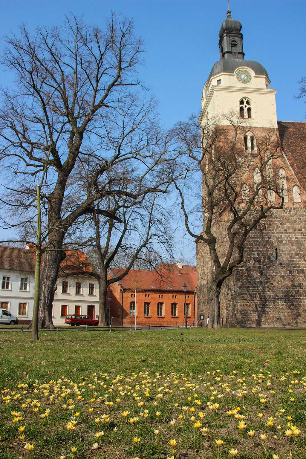St. Gotthardtkirche in Brandenburg an der Havel