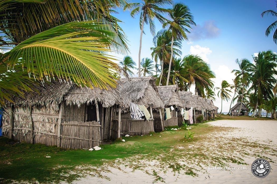 """Vor der Küste Panamas haben wir ein kleines """"Geheims-Paradies"""" gefunden"""