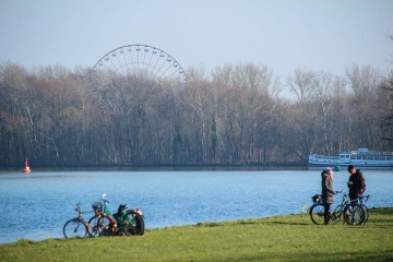 Treptower Park in Berlin