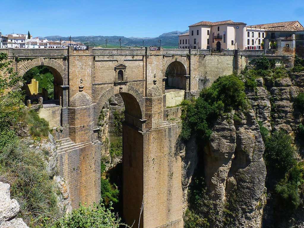 Die Puente Nuevo in Ronda