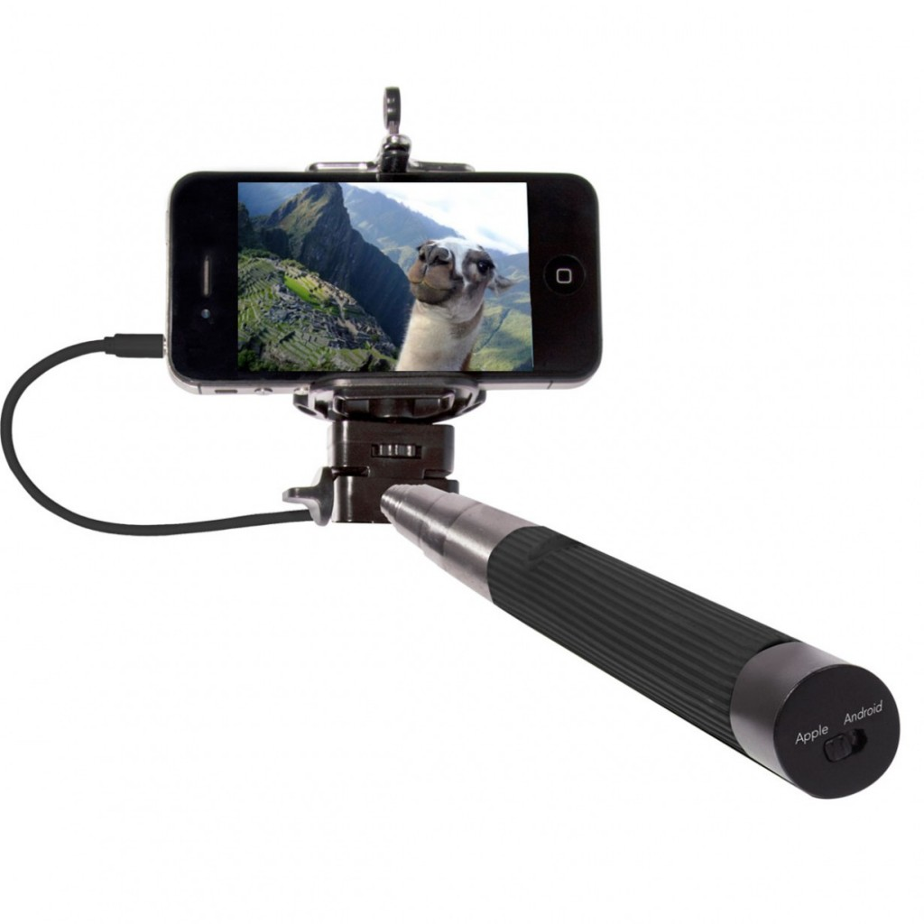 Click Stick Selfie Stativ