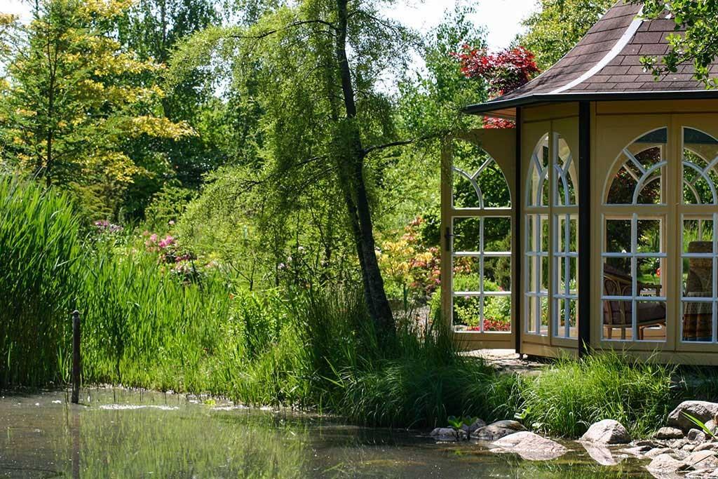 Offene Gärten in Berlin und Brandenburg