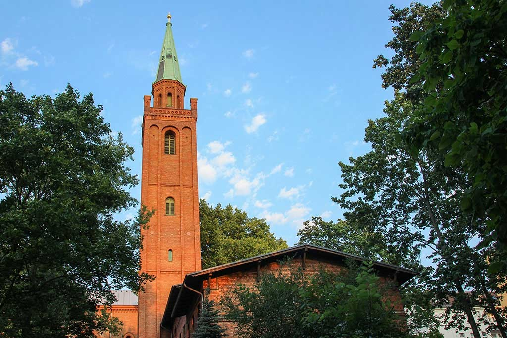 St. Johanniskirche in Moabit