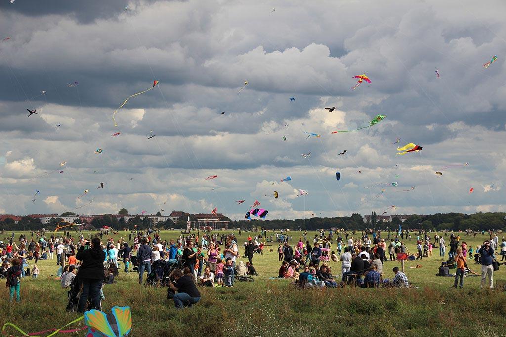 Riesendrachen Festival Berlin