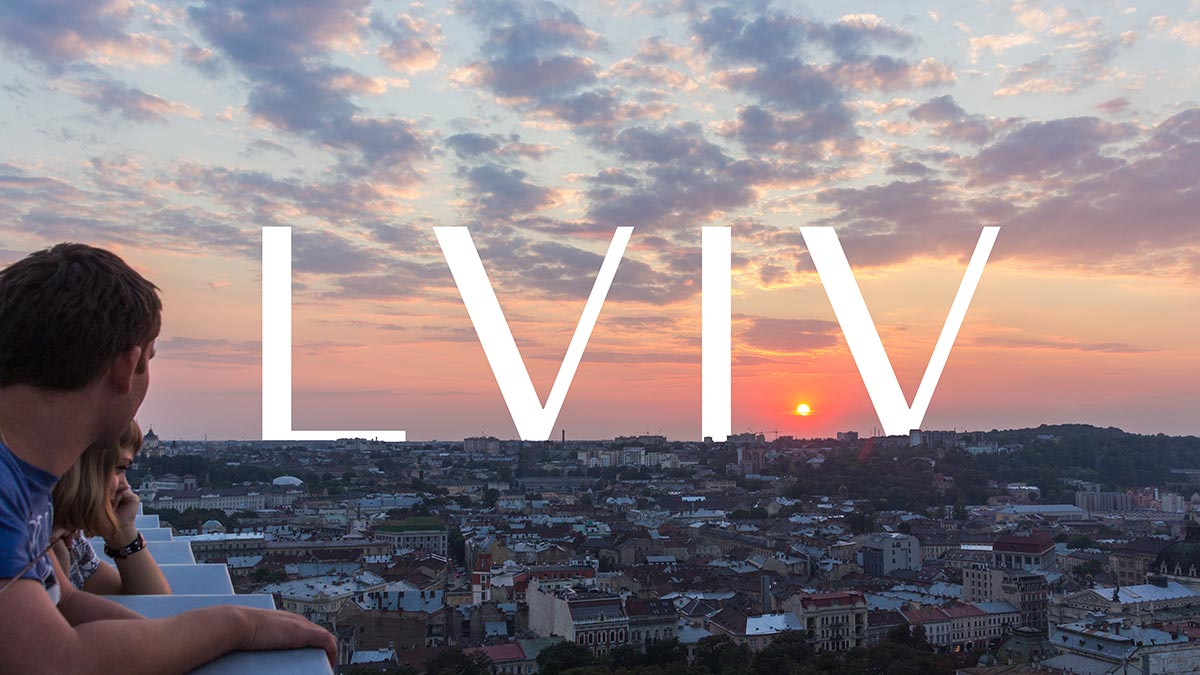 Lviv-Ukraine-Reise-Film