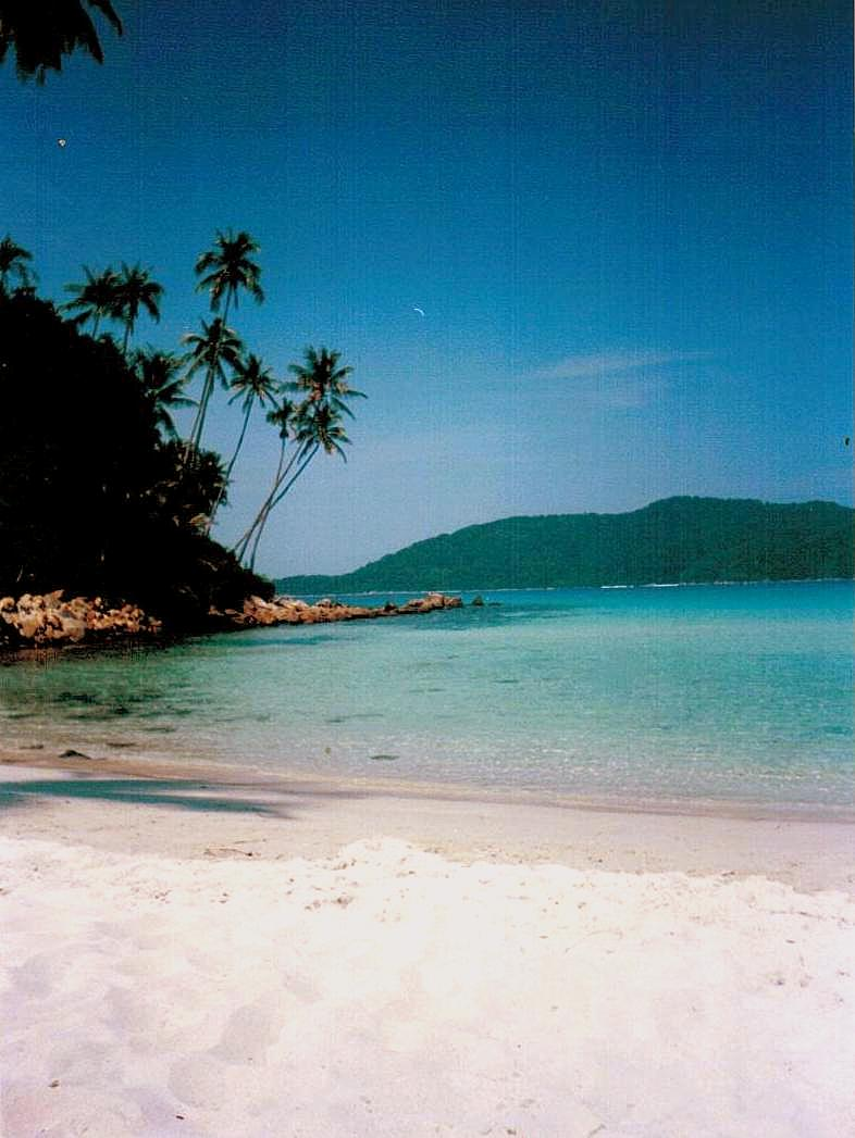 Strand auf den Perhentian Islands