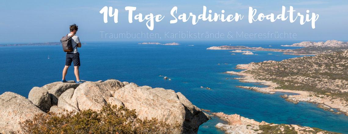Sardinien-Roadtrip