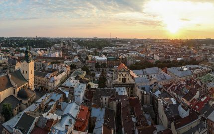 Panorama Lviv Cityguide