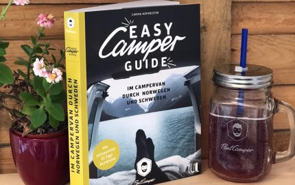 Easy Camper Guide im Einsatz