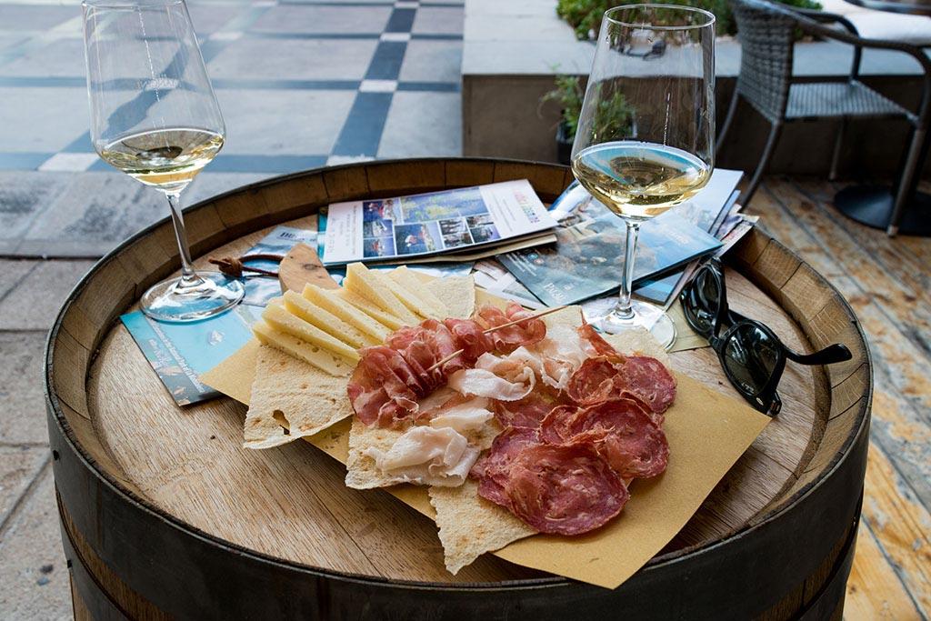 Sardinien Palau Weinbar