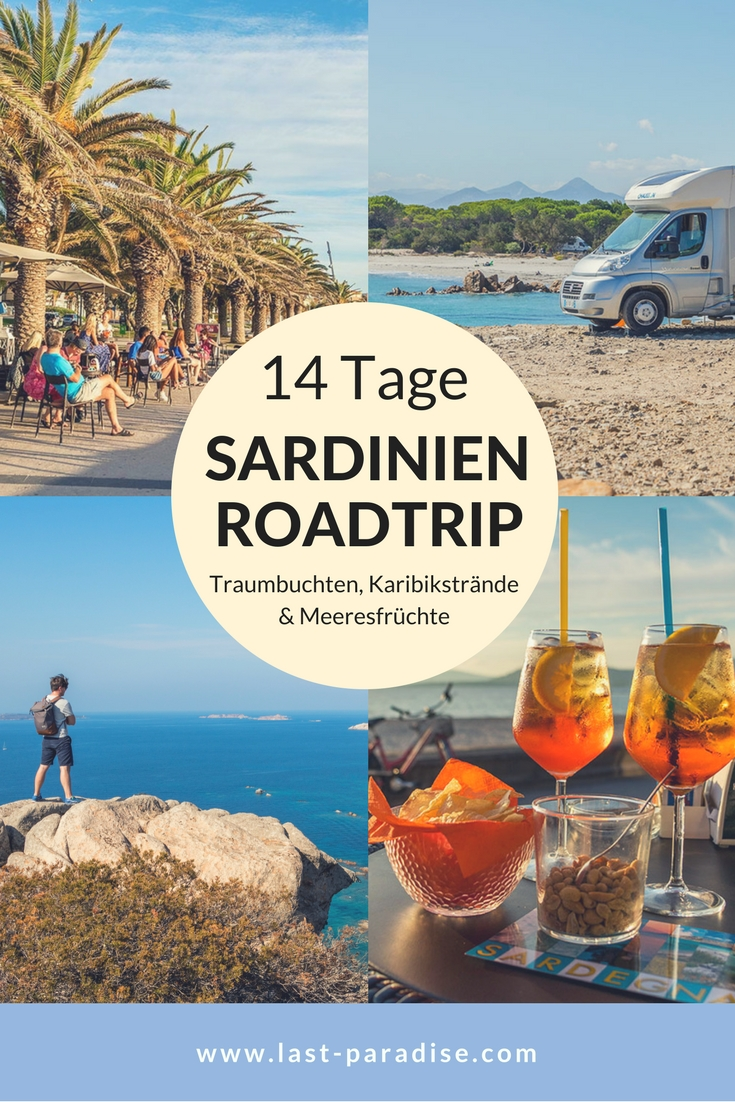 Pinterest Sardinien Roadtrip