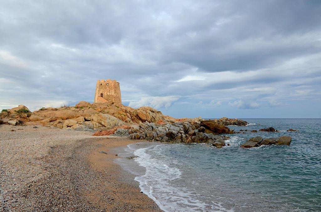Sardinien Roadtrip Torre di Vignola